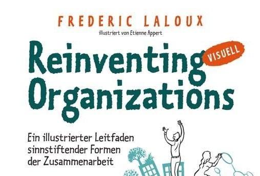 Eine neue Art der Zusammenarbeit im Team – ein Bilderbuch für Erwachsene